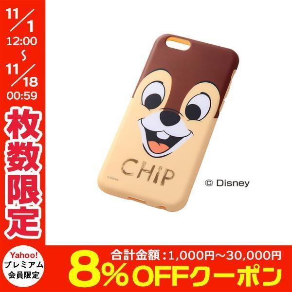 iPhone6s ケース Ray Out レイアウト iPhone 6 / 6s ディズニー・クローズアップ・ソフトジャケット / チップ RT-DP7H/CP ネコポス送料無料|ec-kitcut