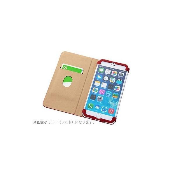 iPhone6 Plus ケース、カバー Ray Out レイアウト iPhone 6 Plus ディズニー・テクスチャー・ブックタイプ・レザージャケット プー RT-DP8P/PO ネコポス送料無料|ec-kitcut|02