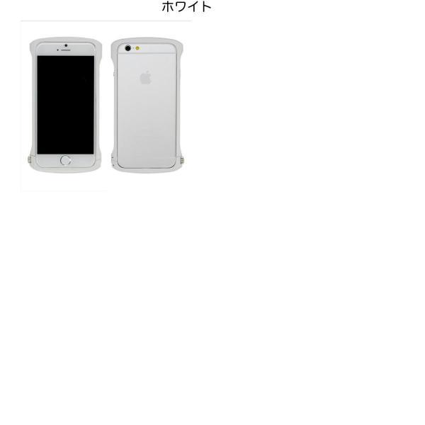 iPhone6s バンパー Deff iPhone 6 / 6s Cleave Chrono Aluminum Bumper  ディーフ ネコポス送料無料|ec-kitcut|03