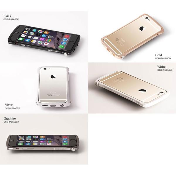 iPhone6s バンパー Deff iPhone 6 / 6s Cleave Chrono Aluminum Bumper  ディーフ ネコポス送料無料|ec-kitcut|09