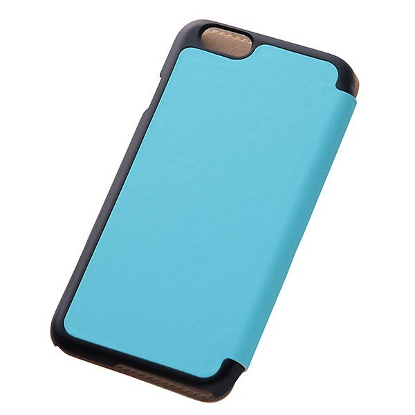 iPhone6s ケース Ray Out レイアウト iPhone 6 / 6s ベイマックス・ブックカバー・レザー合皮/ブルー RT-DXP7A/A ネコポス送料無料|ec-kitcut|02