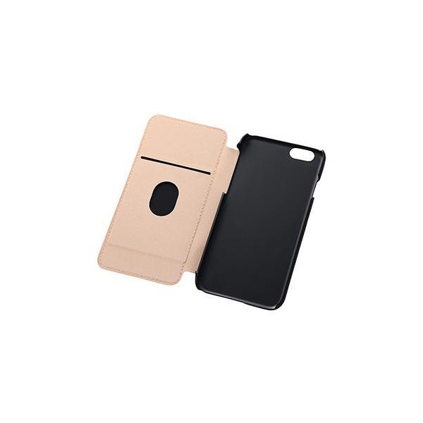 iPhone6s ケース Ray Out レイアウト iPhone 6 / 6s ベイマックス・ブックカバー・レザー合皮/ブルー RT-DXP7A/A ネコポス送料無料|ec-kitcut|03