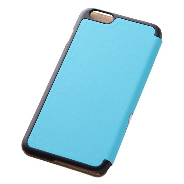 iPhone6 Plus iPhone6s Plus ケース  レイアウト・Ray Out iPhone 6 Plus ベイマックス・ブックカバー・レザー合皮/ブルー ネコポス送料無料|ec-kitcut|02