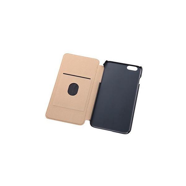 iPhone6 Plus iPhone6s Plus ケース  レイアウト・Ray Out iPhone 6 Plus ベイマックス・ブックカバー・レザー合皮/ブルー ネコポス送料無料|ec-kitcut|03