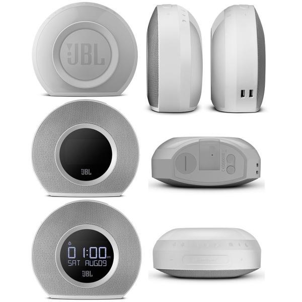 ワイヤレススピーカー JBL ジェービーエル HORIZON - Bluetooth アクティブスピーカー ホワイト JBLHORIZONWHTJN ネコポス不可 国内正規品|ec-kitcut|03