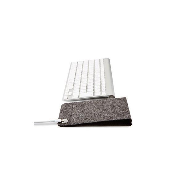 収納・整頓 NuAns ニュアンス MAGFIT ケーブルホルダー付き折り畳みマット ブラック NA-MAGFIT-BK ネコポス可|ec-kitcut|03