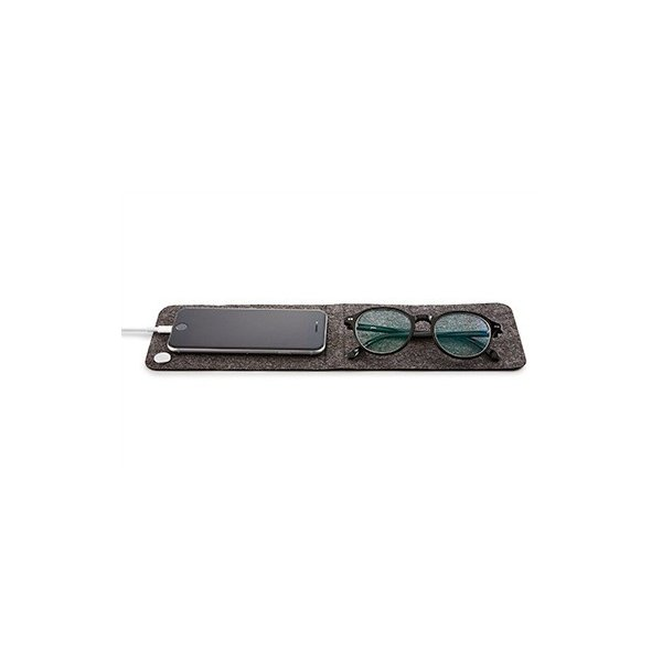 収納・整頓 NuAns ニュアンス MAGFIT ケーブルホルダー付き折り畳みマット ブラック NA-MAGFIT-BK ネコポス可|ec-kitcut|05