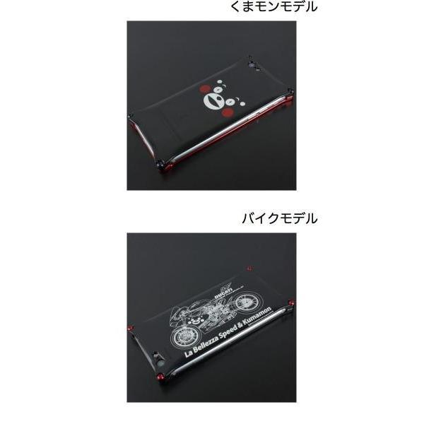 iPhone6sPlus ケース GILD design iPhone 6 Plus / 6s Plus くまモンxラ・ベレッツァ コラボケース ギルドデザイン ネコポス不可 ec-kitcut 02