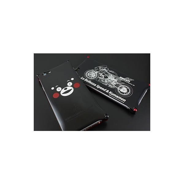 iPhone6sPlus ケース GILD design iPhone 6 Plus / 6s Plus くまモンxラ・ベレッツァ コラボケース ギルドデザイン ネコポス不可 ec-kitcut 03