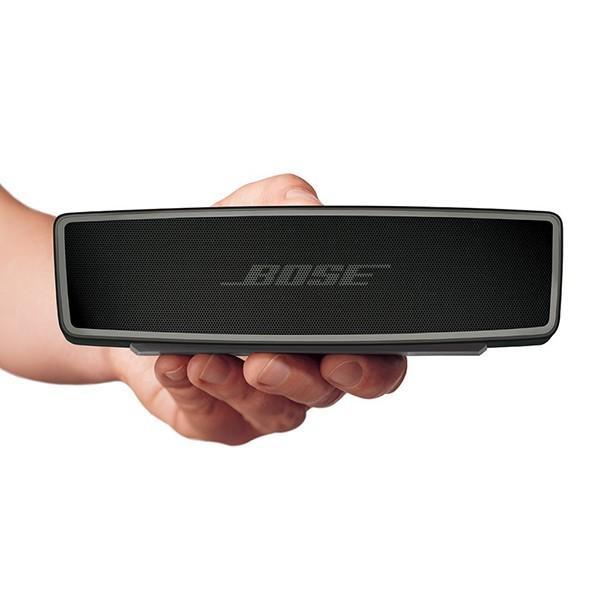 Bluetooth無線スピーカー サウンドリンク BOSE ボーズ SoundLink Mini Bluetooth speaker II カーボン SLink Mini II CBN ネコポス不可|ec-kitcut|02