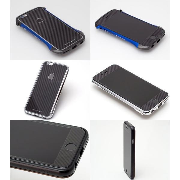 Deff iPhone 6 Plus / 6s Plus High Grade Glass Screen Protector 0.33mm ディーフ ネコポス送料無料|ec-kitcut|06