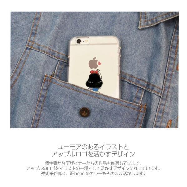 iPhone6s ケース Dparks iPhone 6 / 6s ソフトケース ファンタジー ディーパークス ネコポス可 ec-kitcut 05