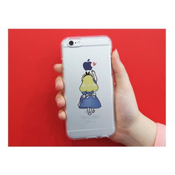 iPhone6s ケース Dparks iPhone 6 / 6s ソフトケース ファンタジー ディーパークス ネコポス可 ec-kitcut 06