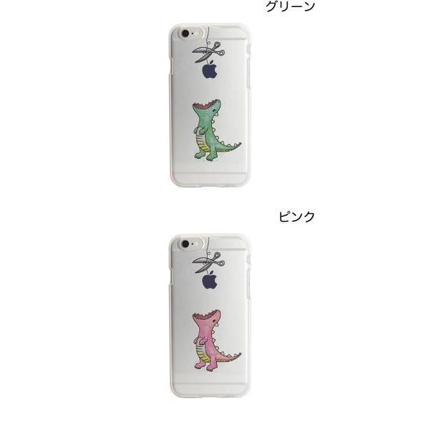 iPhone6s ケース Dparks iPhone 6s / 6 ソフトケース ファンタジー はらぺこザウルス ディーパークス ネコポス可|ec-kitcut|02