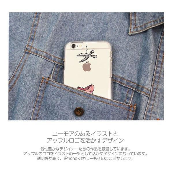 iPhone6s ケース Dparks iPhone 6s / 6 ソフトケース ファンタジー はらぺこザウルス ディーパークス ネコポス可|ec-kitcut|05
