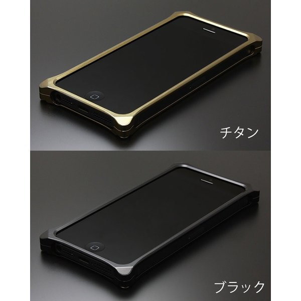 6e3b7ad4f9 ... iPhoneSE / iPhone5s / iPhone5 ケース GILD design ソリッドバンパー for iPhone SE /  5s ...