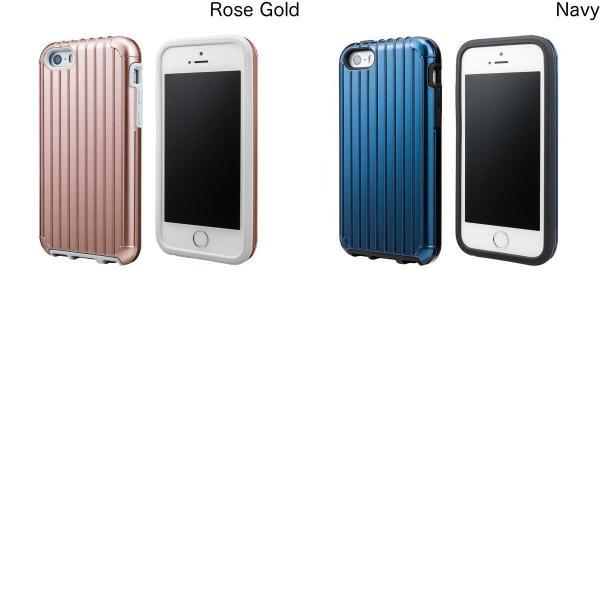 iPhoneSE / iPhone5s ケース GRAMAS グラマス iPhone SE / 5s / 5c /5 COLORS Rib Hybrid Case Black CHC416BK ネコポス送料無料 ec-kitcut 03