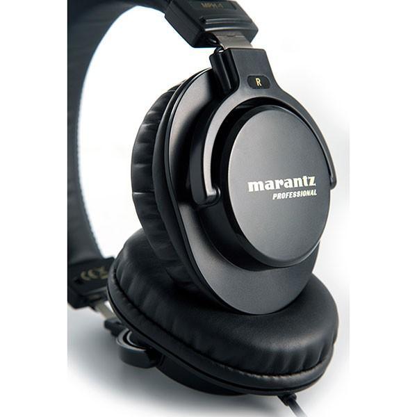 ヘッドホン marantz professional マランツ プロフェッショナル MPH-1 40mm Over-Ear Monitoring Headphone MP-HPH-001 ネコポス不可