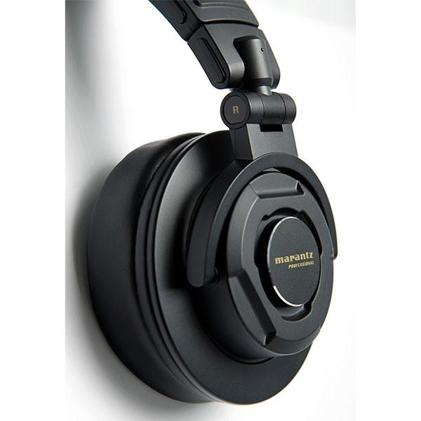 ヘッドホン marantz professional マランツ プロフェッショナル MPH-2 50mm Over-Ear Monitoring Headphone MP-HPH-002 ネコポス不可|ec-kitcut|02