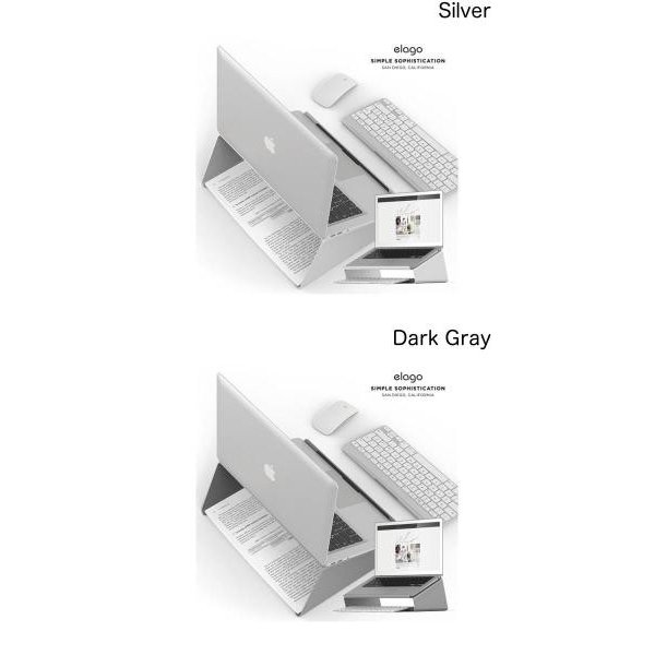 MacBook スタンド elago L4 STAND for MacBook  エラゴ ネコポス不可|ec-kitcut|02