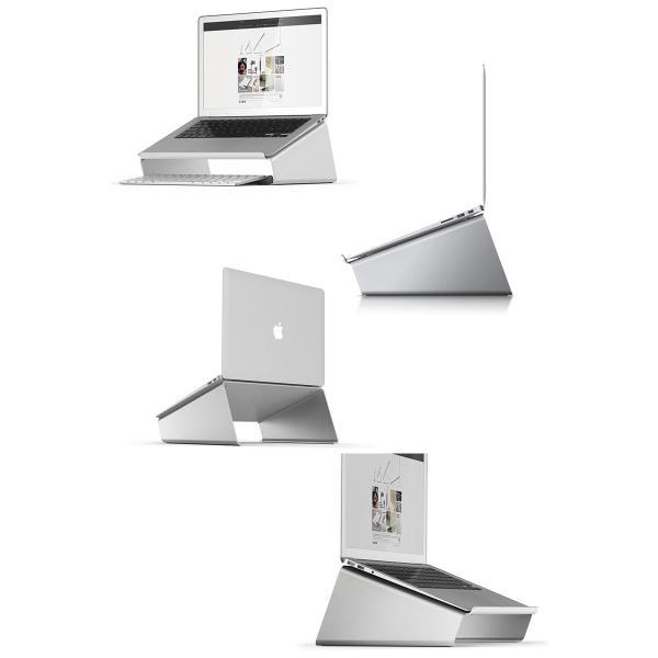 MacBook スタンド elago L4 STAND for MacBook  エラゴ ネコポス不可|ec-kitcut|03
