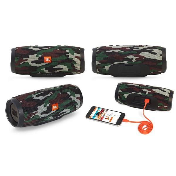 ワイヤレススピーカー 防水 国内正規品 JBL CHARGE3 IPX7対応 Bluetoothスピーカー ジェービーエル ネコポス不可 専用ケースと同時購入で2,160円OFF|ec-kitcut|11