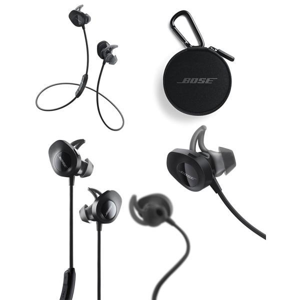 ワイヤレス イヤホン Bluetooth BOSE SoundSport wireless headphones ボーズ ネコポス不可|ec-kitcut|04