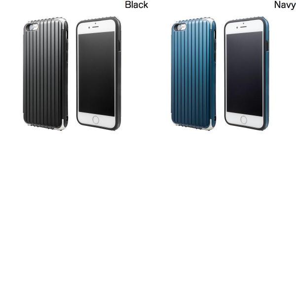 iPhone6s ケース GRAMAS グラマス iPhone 6 / 6s COLORS Rib Hybrid Case White CHC406WH ネコポス送料無料|ec-kitcut|03