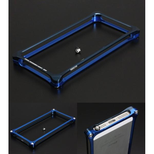 iPhoneSE / iPhone5s / iPhone5 ケース GILD design ギルドデザイン iPhone SE / 5s / 5 Solid Bumper EVANGELION Limited 初号機 GIEV-262PGB ネコポス不可|ec-kitcut|08