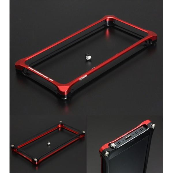 iPhoneSE / iPhone5s / iPhone5 ケース GILD design ギルドデザイン iPhone SE / 5s / 5 Solid Bumper EVANGELION Limited 初号機 GIEV-262PGB ネコポス不可|ec-kitcut|09