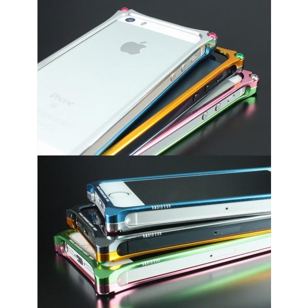 iPhoneSE / iPhone5s / iPhone5 ケース GILD design ギルドデザイン iPhone SE / 5s / 5 Solid Bumper EVANGELION Limited REI MODEL GIEV-262REI ネコポス不可 ec-kitcut 07