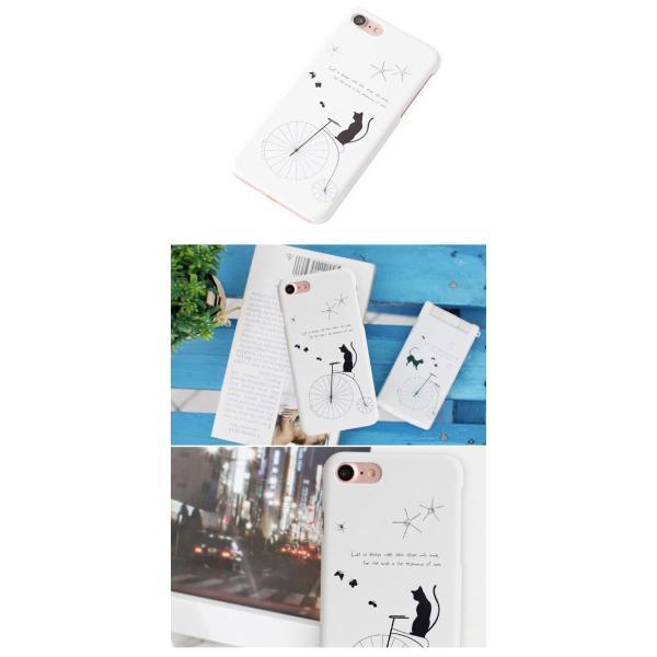 iPhone8 / iPhone7 スマホケース Happymori ハッピーモリー iPhone 8 / 7 Bike Riding Cat HM8227i7 ネコポス不可|ec-kitcut|04