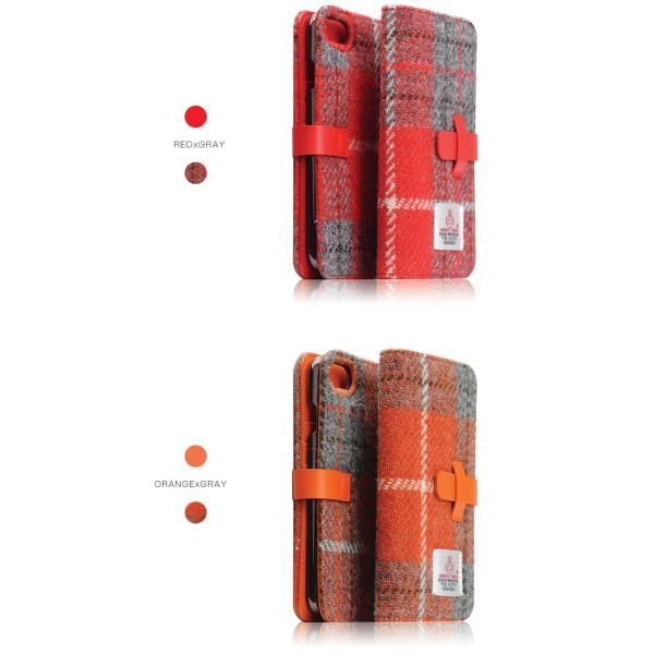 iPhone8 / iPhone7 スマホケース SLG Design エスエルジー デザイン iPhone 8 / 7 Harris Tweed Diary ブラック SD8117i7 ネコポス不可|ec-kitcut|11