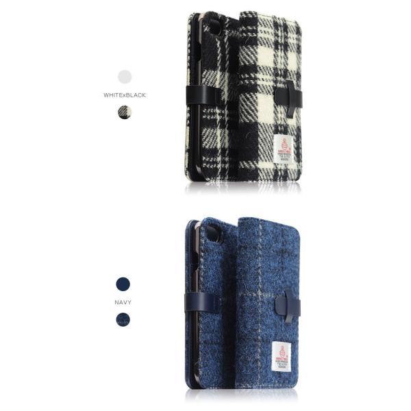 iPhone8 / iPhone7 スマホケース SLG Design エスエルジー デザイン iPhone 8 / 7 Harris Tweed Diary ブラック SD8117i7 ネコポス不可|ec-kitcut|13