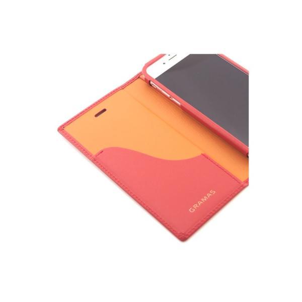 iPhone8 / iPhone7 スマホケース GRAMAS iPhone 8 / 7 Full Leather Case グラマス ネコポス不可|ec-kitcut|06