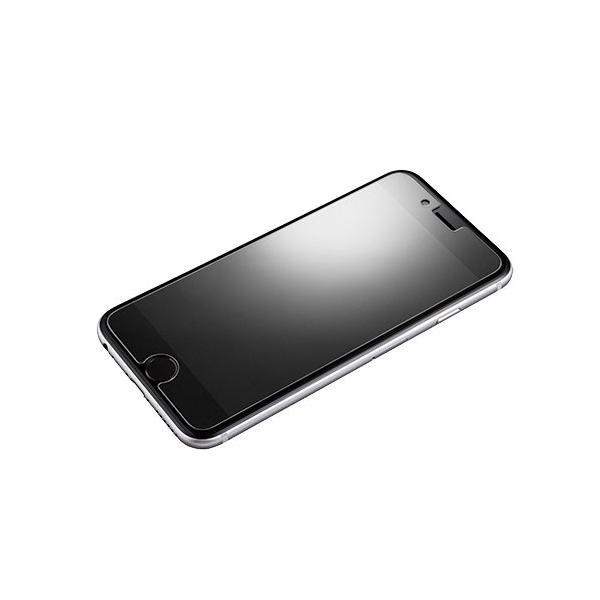 iPhone8 / iPhone7 ガラスフィルム GRAMAS グラマス iPhone 8 / 7 Protection Glass Anti Glare 0.33mm GL-106AG2 ネコポス送料無料|ec-kitcut|02
