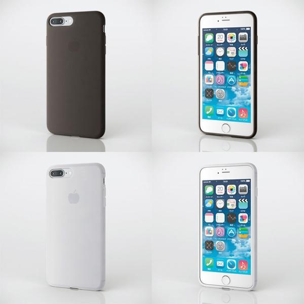 0eaf9cd546 ... iPhone8Plus/ iPhone7Plus ケース エレコム iPhone 8 Plus / 7 Plus シリコンケース ネコポス可 