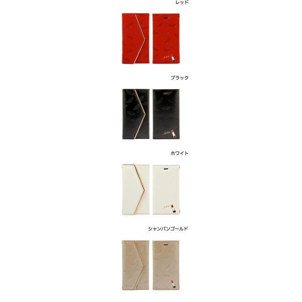 iPhone8 / iPhone7 スマホケース SWEET LABEL Rouge Case for iPhone 8 / 7 スイートレーベル ネコポス可 ec-kitcut 02