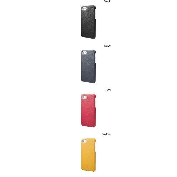 iPhone8 / iPhone7 スマホケース GRAMAS iPhone 8 / 7 Embossed Grain Leather Case グラマス ネコポス不可|ec-kitcut|02