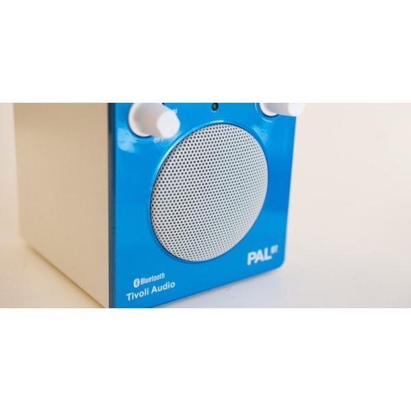 ワイヤレススピーカー Tivoli Audio PAL BT Bluetooth ワイヤレス AM/FM ラジオ・スピーカー  チボリオーディオ ネコポス不可|ec-kitcut|05