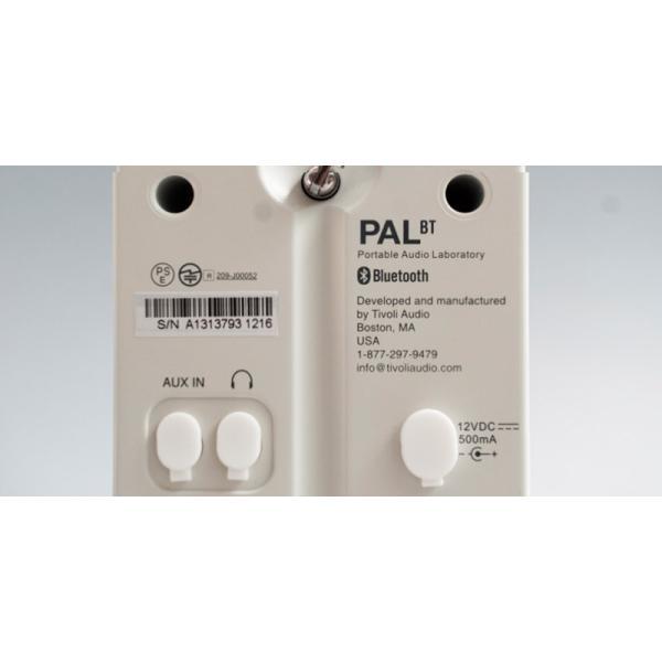 ワイヤレススピーカー Tivoli Audio PAL BT Bluetooth ワイヤレス AM/FM ラジオ・スピーカー  チボリオーディオ ネコポス不可|ec-kitcut|06