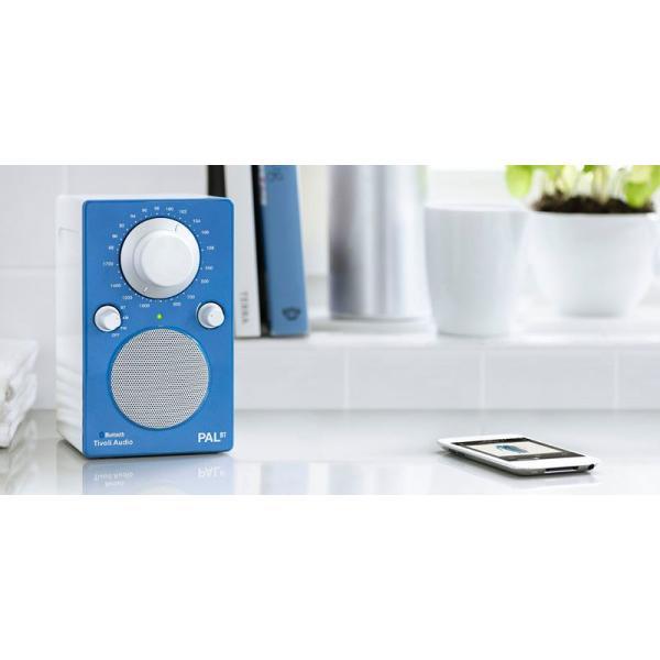 ワイヤレススピーカー Tivoli Audio PAL BT Bluetooth ワイヤレス AM/FM ラジオ・スピーカー  チボリオーディオ ネコポス不可|ec-kitcut|07