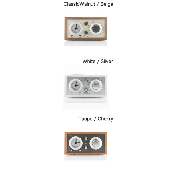 ワイヤレススピーカー Tivoli Audio Model Three BT Bluetooth ワイヤレス ラジオ・スピーカー アナログクロック付き  チボリオーディオ ネコポス不可|ec-kitcut|02