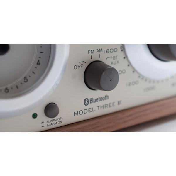 ワイヤレススピーカー Tivoli Audio Model Three BT Bluetooth ワイヤレス ラジオ・スピーカー アナログクロック付き  チボリオーディオ ネコポス不可|ec-kitcut|11