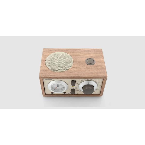 ワイヤレススピーカー Tivoli Audio Model Three BT Bluetooth ワイヤレス ラジオ・スピーカー アナログクロック付き  チボリオーディオ ネコポス不可|ec-kitcut|07