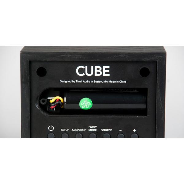 ワイヤレススピーカー Tivoli Audio ART Cube Wi-Fi / Bluetooth ワイヤレス スピーカー  チボリオーディオ ネコポス不可|ec-kitcut|09