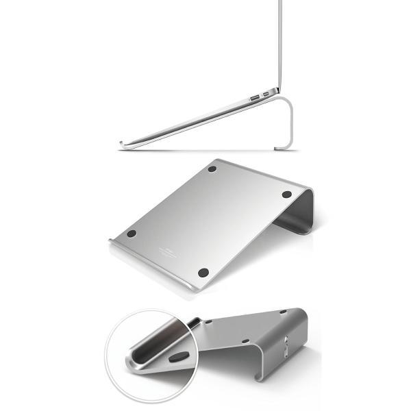 MacBook スタンド elago L3 STAND for MacBook エラゴ ネコポス不可|ec-kitcut|04
