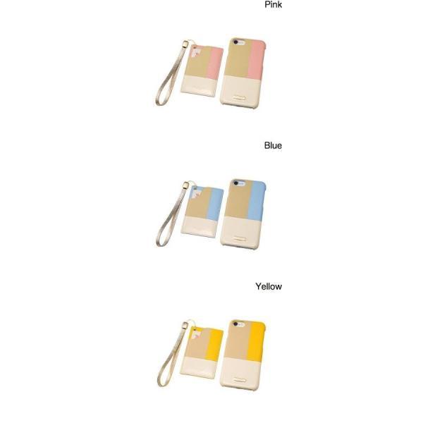 iPhone8 / iPhone7 スマホケース GRAMAS iPhone 8 / 7 COLORS Nudy Leather Case Limited グラマス ネコポス送料無料|ec-kitcut|02