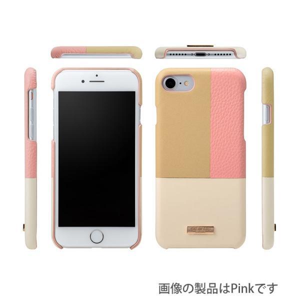 iPhone8 / iPhone7 スマホケース GRAMAS iPhone 8 / 7 COLORS Nudy Leather Case Limited グラマス ネコポス送料無料|ec-kitcut|04