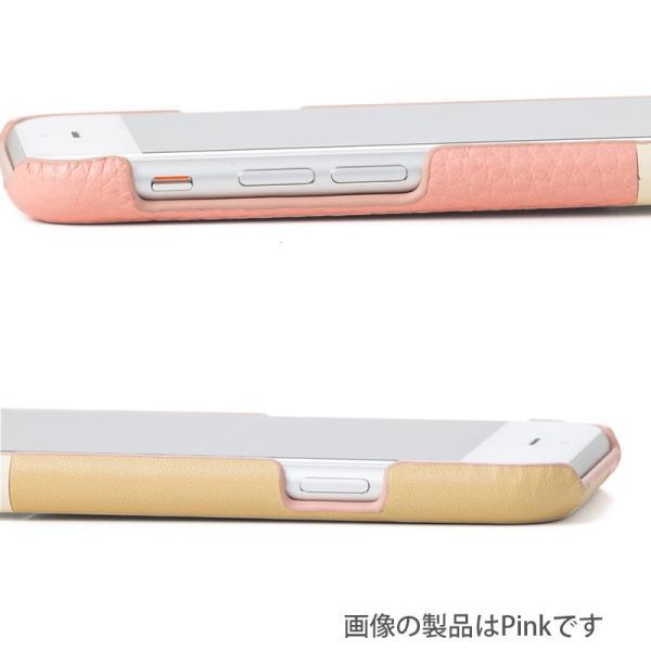 iPhone8 / iPhone7 スマホケース GRAMAS iPhone 8 / 7 COLORS Nudy Leather Case Limited グラマス ネコポス送料無料|ec-kitcut|06